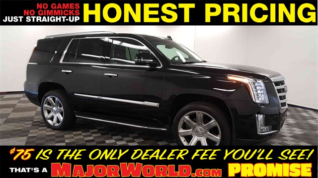 Pre-Owned 2018 Cadillac Escalade Luxury