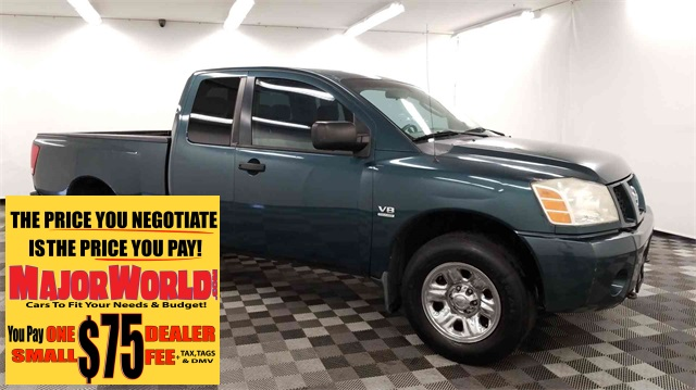 Pre-Owned 2004 Nissan Titan XE