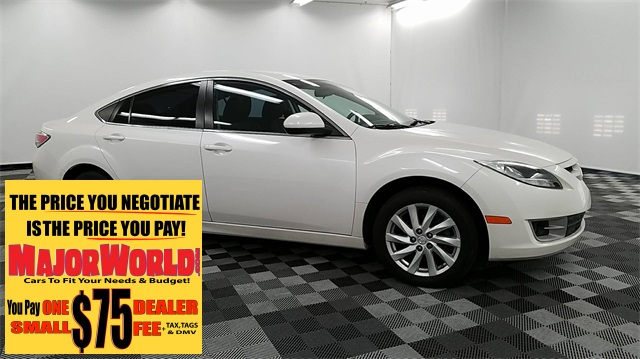 Pre-Owned 2012 Mazda6 i Touring