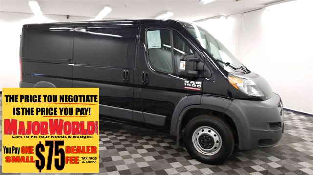 Pre-Owned 2014 Ram ProMaster 1500 Low Roof