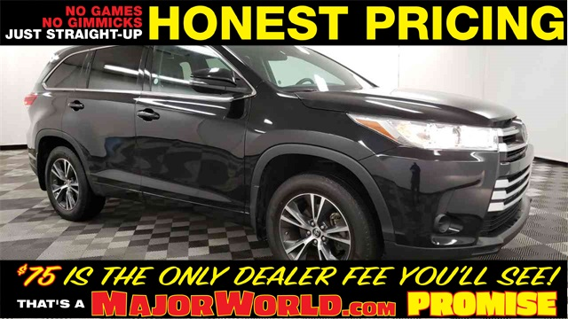 Pre-Owned 2018 Toyota Highlander LE