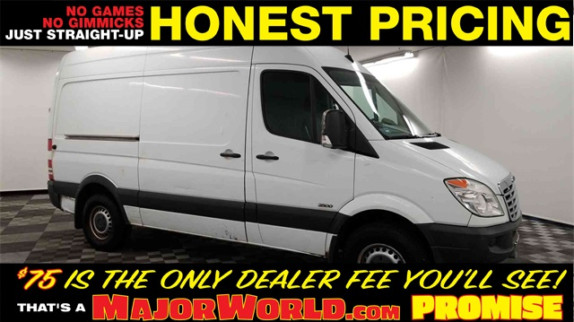 Pre-Owned 2010 Freightliner Sprinter 2500 High Roof