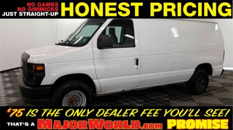 Pre-Owned 2011 Ford E-150 Commercial