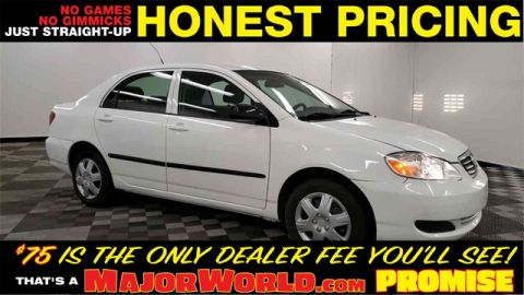 Pre-Owned 2008 Toyota Corolla LE